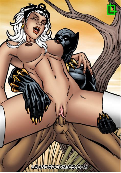 Storm And Black Panther Porn Tag Character Black