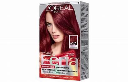 Hair Feria Power R57 Auburn Paris Medium