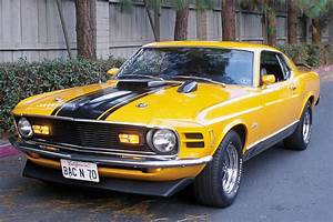 Picture of 70' FORD MUSTANG MACH 1 ~ Ford is My World