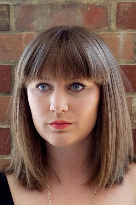 womens haircuts with bangs 10 amazing and hairstyles for with