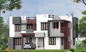 House, Front, Elevation, Design, For, Double, Floor, -, Theydesign, Net