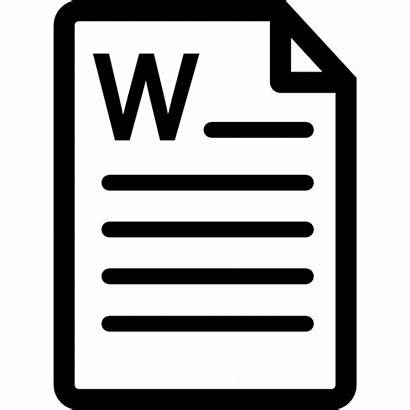 Word Document Icon Microsoft Doc Icons Clipart
