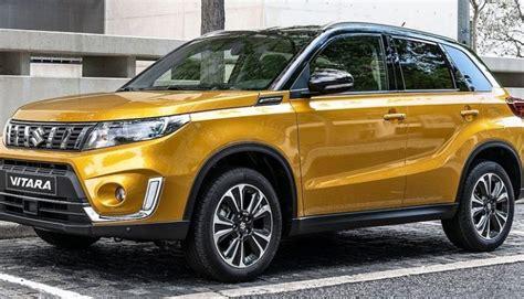About Suzuki Vitara Suv 2019