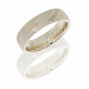 lashbrook m6d14r14pwss beadblast mokume gane wedding ring With mokume wedding rings