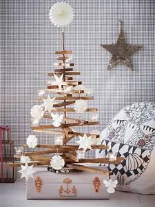 Weihnachtsdeko Zum Selbermachen : diy idee weihnachtsbaum selbermachen ~ Orissabook.com Haus und Dekorationen
