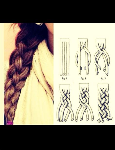 fishtail hair styles 4 strand braid trusper 3145