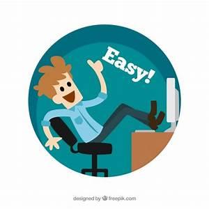 Trabajo fácil | Descargar Vectores gratis