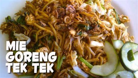 2124 resep mie tek tek ala rumahan yang mudah dan enak dari komunitas memasak terbesar dunia. Masakan Praktis Rumahan: Resep Mie Goreng Tek-tek | Resep ...