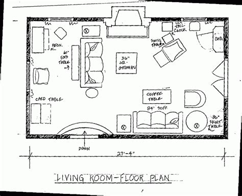 Remodel Small Kitchen Ideas - living room floor plans home planning ideas 2018