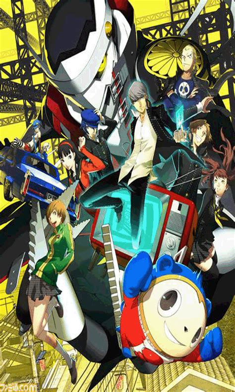 Persona 4 The Animation Wallpaper - free persona 4 the golden animation wallpaper apk