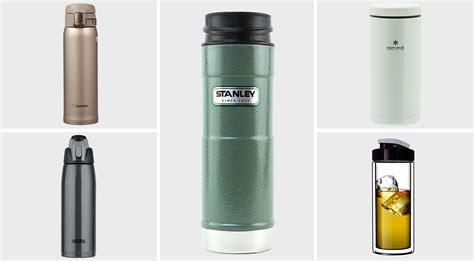 Thermos' stainless king travel mug keeps your coffee hot regardless of the temperature outside. Going the Distance: The 9 Best Travel Mugs | HiConsumption