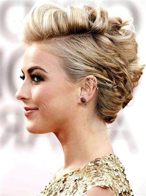 sehr kurze haare hochsteckfrisuren haare
