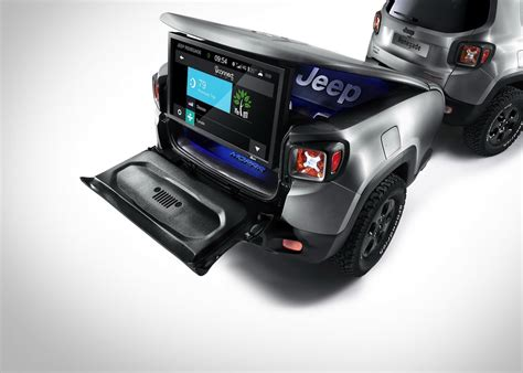 jeep renegade hard steel concept   trailer