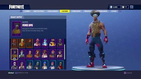 fortnite account  sale skull trooper skin  skins
