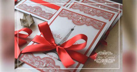 95 Desain Undangan Pernikahan Simple Elegan Unik Pilihan