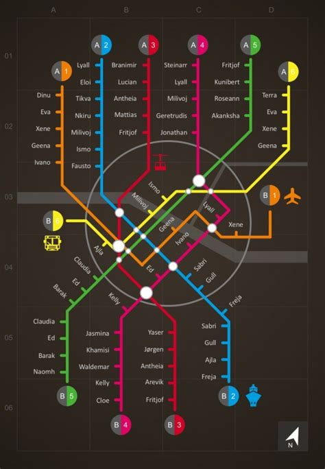 subway powerpoint templates