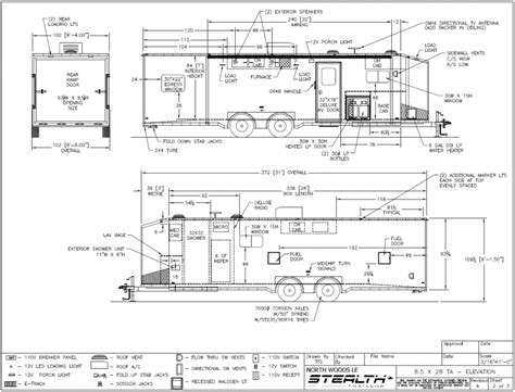 concession trailer wiring wiring diagram and fuse box