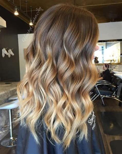 10 Beautiful Blonde Balayage Hair Color Ideas For 2016 2017