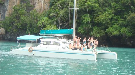 Catamaran Cruise Langkawi by Discover Langkawi Day Cruise Sharing Of Vehicle And Yacht