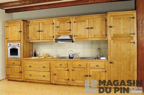 meuble cuisine pin meuble bas 1 porte pin massif pour cuisine avoriaz le
