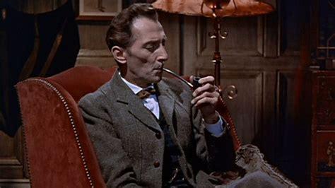 sherlock holmes cushing peter baskerville chien movies film 1959 hound baskervilles che films attore detective actors interpreti mad cinque fa