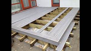 How To Build A Ground Level Deck  Part 2