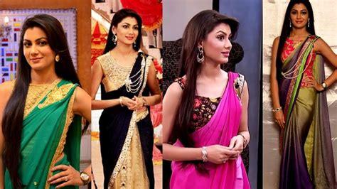 Kumkum Bhagya Pragya And Her Classy Sarees Iwmbuzz