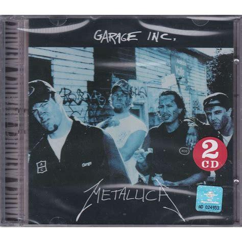 Garage Inc by Garage Inc 2cd By Metallica Cd X 2 With Rarervnarodru
