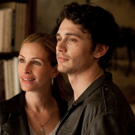 James Franco rekindles the passion of Julia Roberts in Eat ...