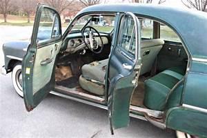 Unrestored Driver  1952 Chevrolet Deluxe