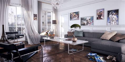 Fascinating Images Of Black White Grey Living Room
