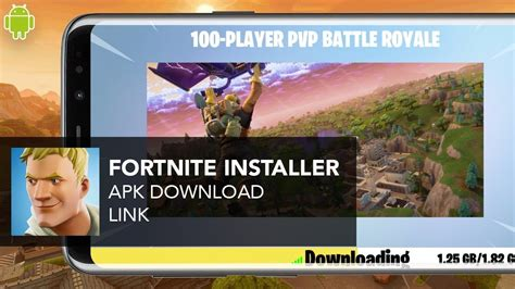 latest fortnite installer apk direct  link