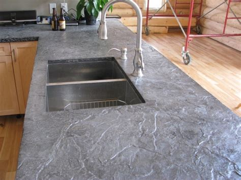 countertops texture stained sted concrete transform your home de Concrete