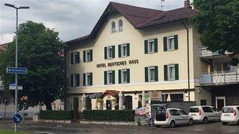 Hotel Deutsches Haus  Anno 1898 (sonthofen