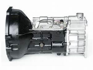 Rebuilt Toyota L52 Transmission