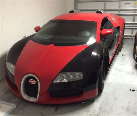 The builder deserves some credit because the fiberglass body looks acceptable in the. $35.000 για μια ρέπλικα Bugatti Veyron; - Autoblog.gr