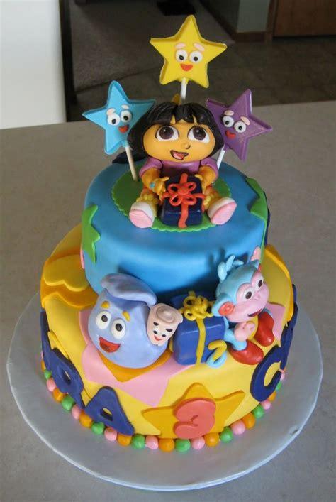 images  dora cakes  pinterest dora cake