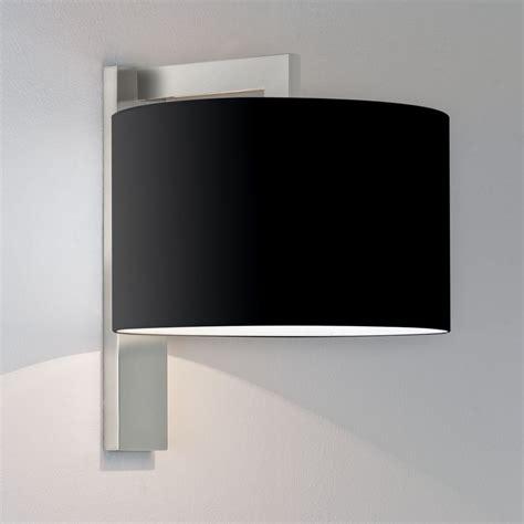 astro lighting 7079 ravello wall light in matt nickel