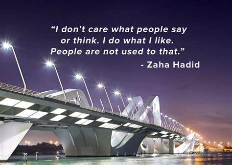 zaha hadid quotes on architecture designer of the month celebrating zaha hadid on international women s day