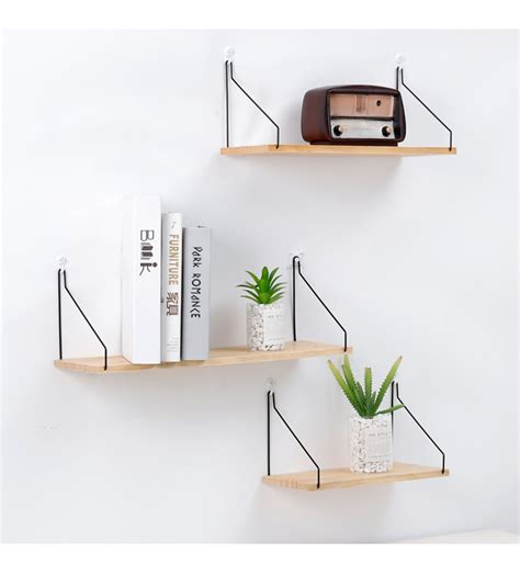 Hanging Drawers On Wall by New Nordic Style Scandinavian 1pc Metal Wall Shelf Nordic