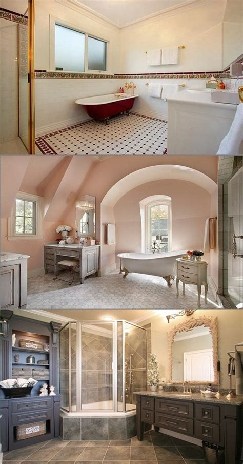 Traditional French Bathroom Designs   Interior design