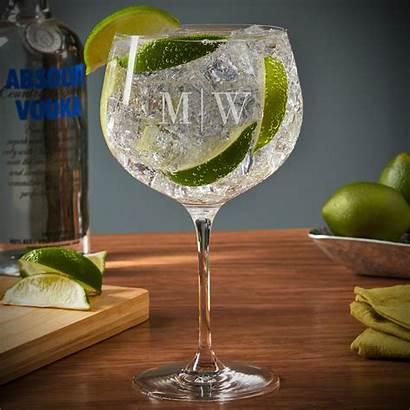 Gin Glass Balloon Tonic Wine Spritzer Radiant