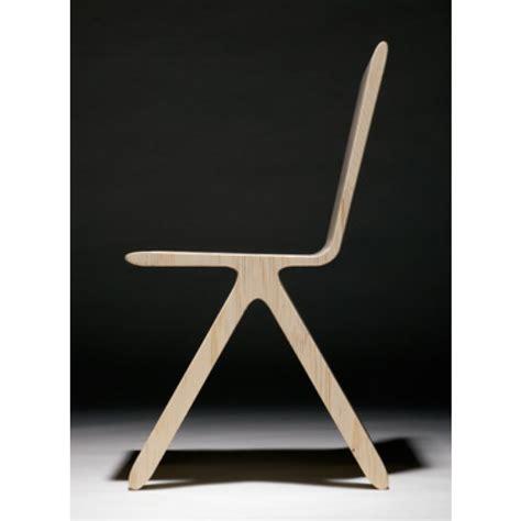 chaise en bois design modele chaise en bois le monde de léa