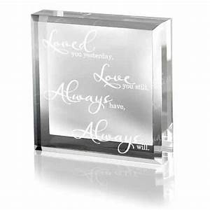 15th wedding anniversary gift ideas for men vivid39s With crystal gifts for 15th wedding anniversary