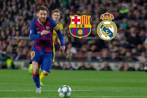 Barcelona vs. Real Madrid live stream: Watch El Clasico ...