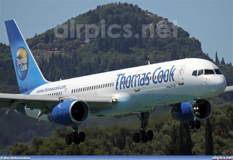 airpics.net - G-FCLC, Boeing 757-200, Thomas Cook Airlines ...