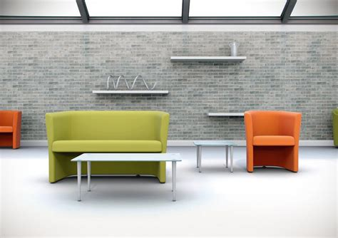 Office Breakout Furniture Soft Seating Acoustic Booths