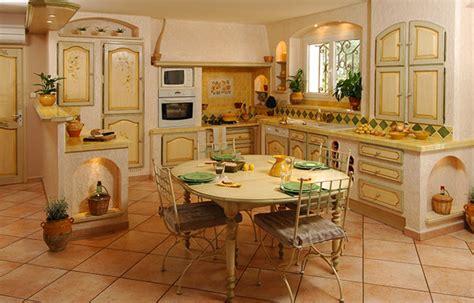 cuisine style provencale déco cuisine style provencale