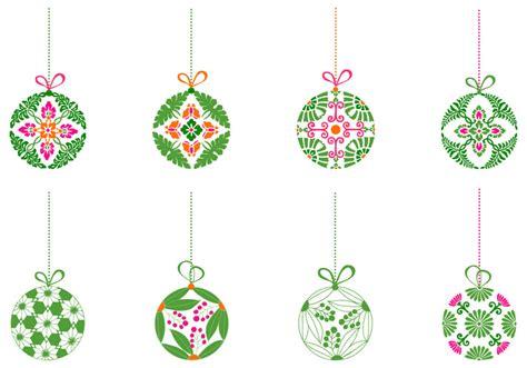 decorative christmas ball ornament brush pack free