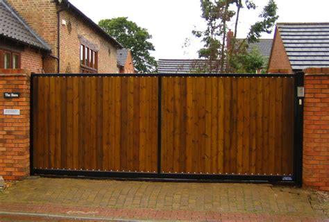 driveway gates gate designs sliding driveway gates